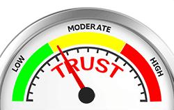 Trust Level, Medium Low