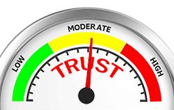 Trust Level, Medium