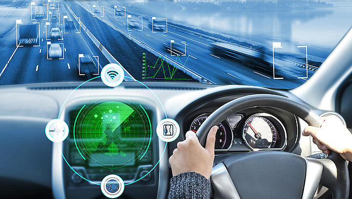 Big Data from Self Driving Cars