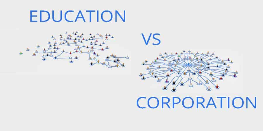 Data Protection in Educational (VS. Corporate) Environments