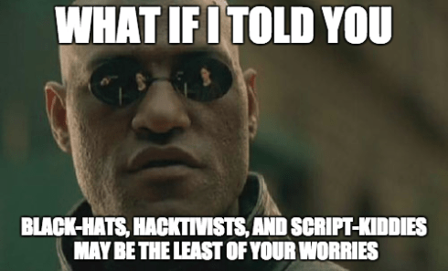 Why encryption is important
