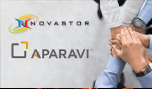 NovaStor and Aparavi announce partnership: Archive data in the cloud